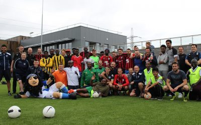 Community Trust to Sponsor Bristol Refugee Tournament This Saturday